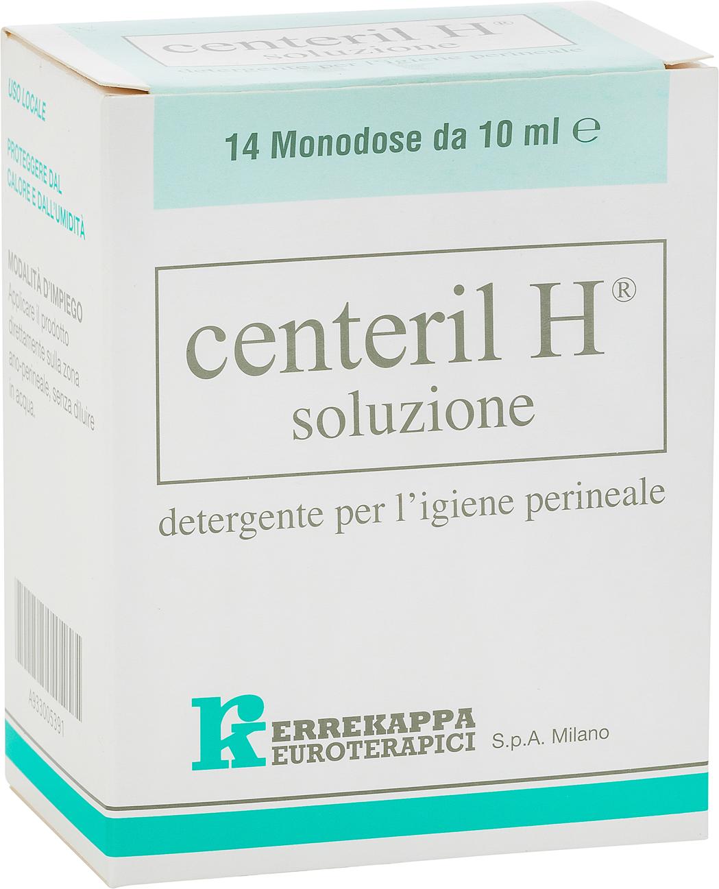 Centeril H soluzione