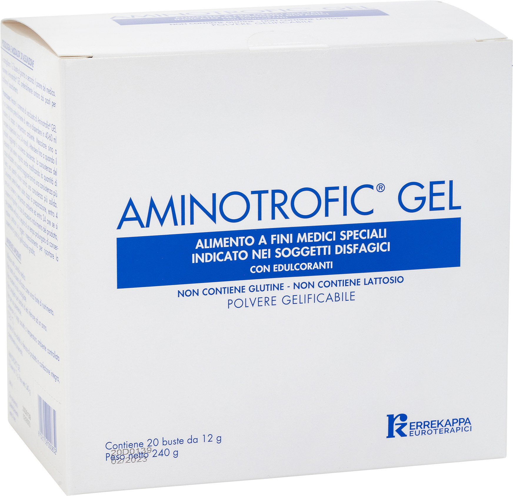 Aminotrofic Gel